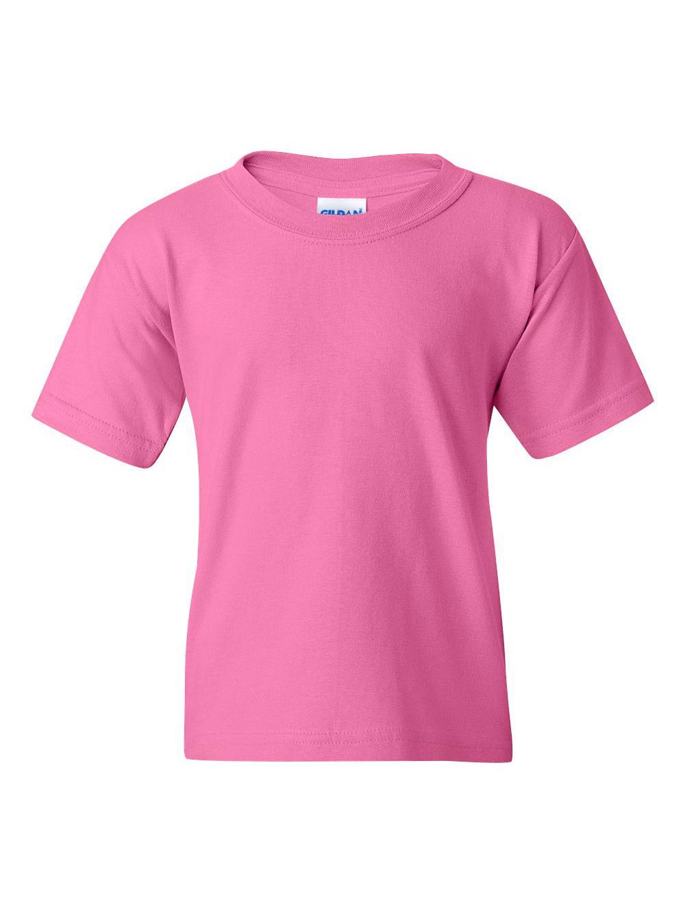 Gildan-Heavy-Cotton-Youth-T-Shirt-5000B thumbnail 6