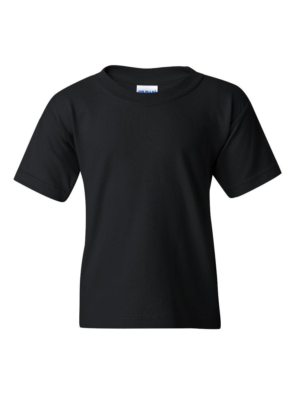 Gildan-Heavy-Cotton-Youth-T-Shirt-5000B thumbnail 9