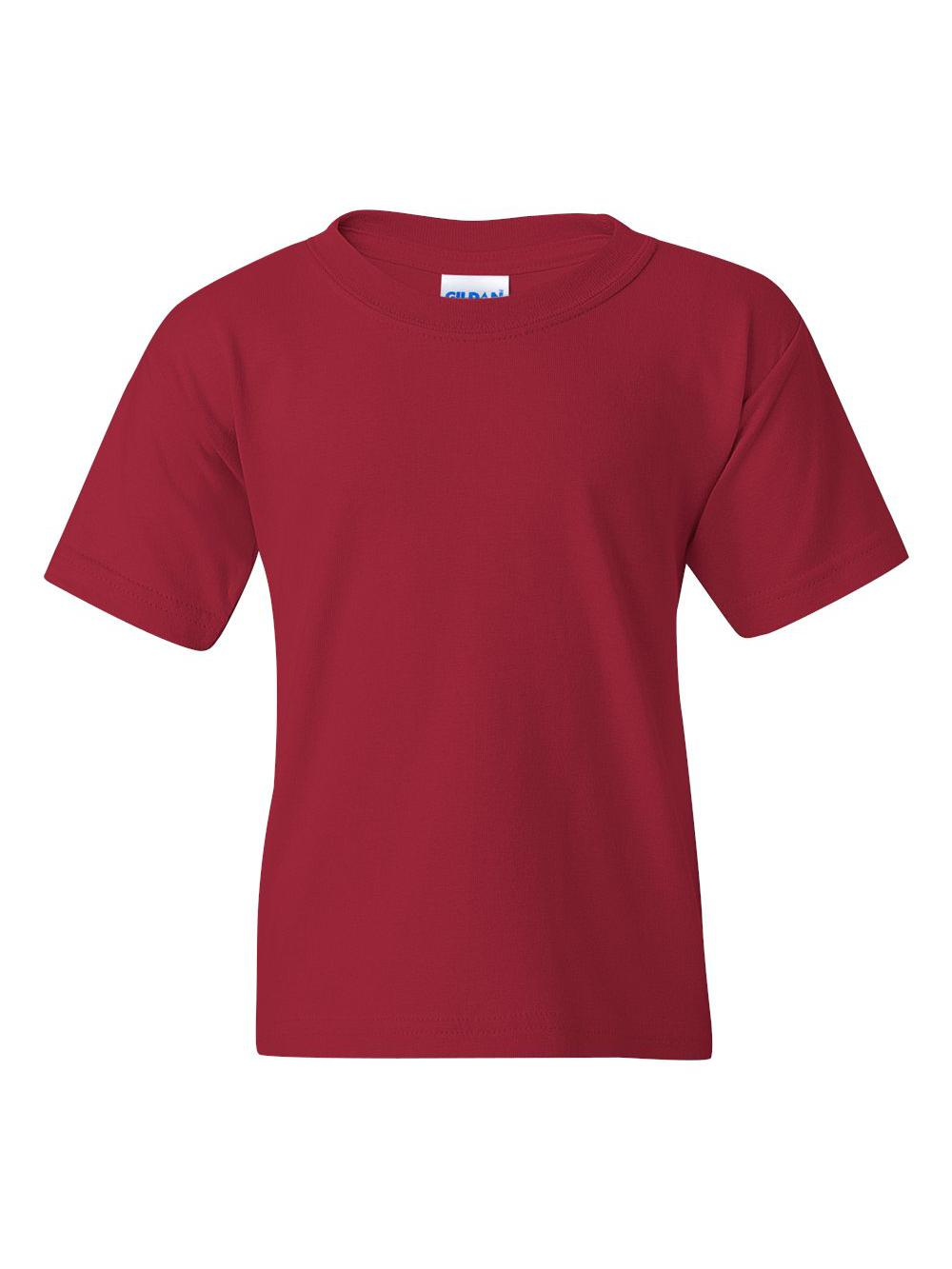 Gildan-Heavy-Cotton-Youth-T-Shirt-5000B thumbnail 12