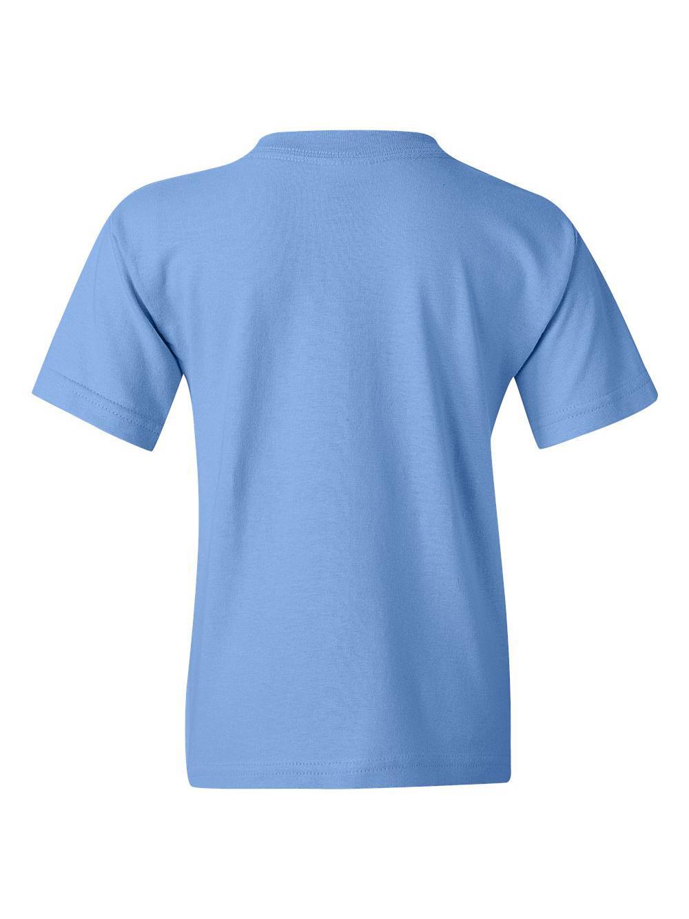 Gildan-Heavy-Cotton-Youth-T-Shirt-5000B thumbnail 16