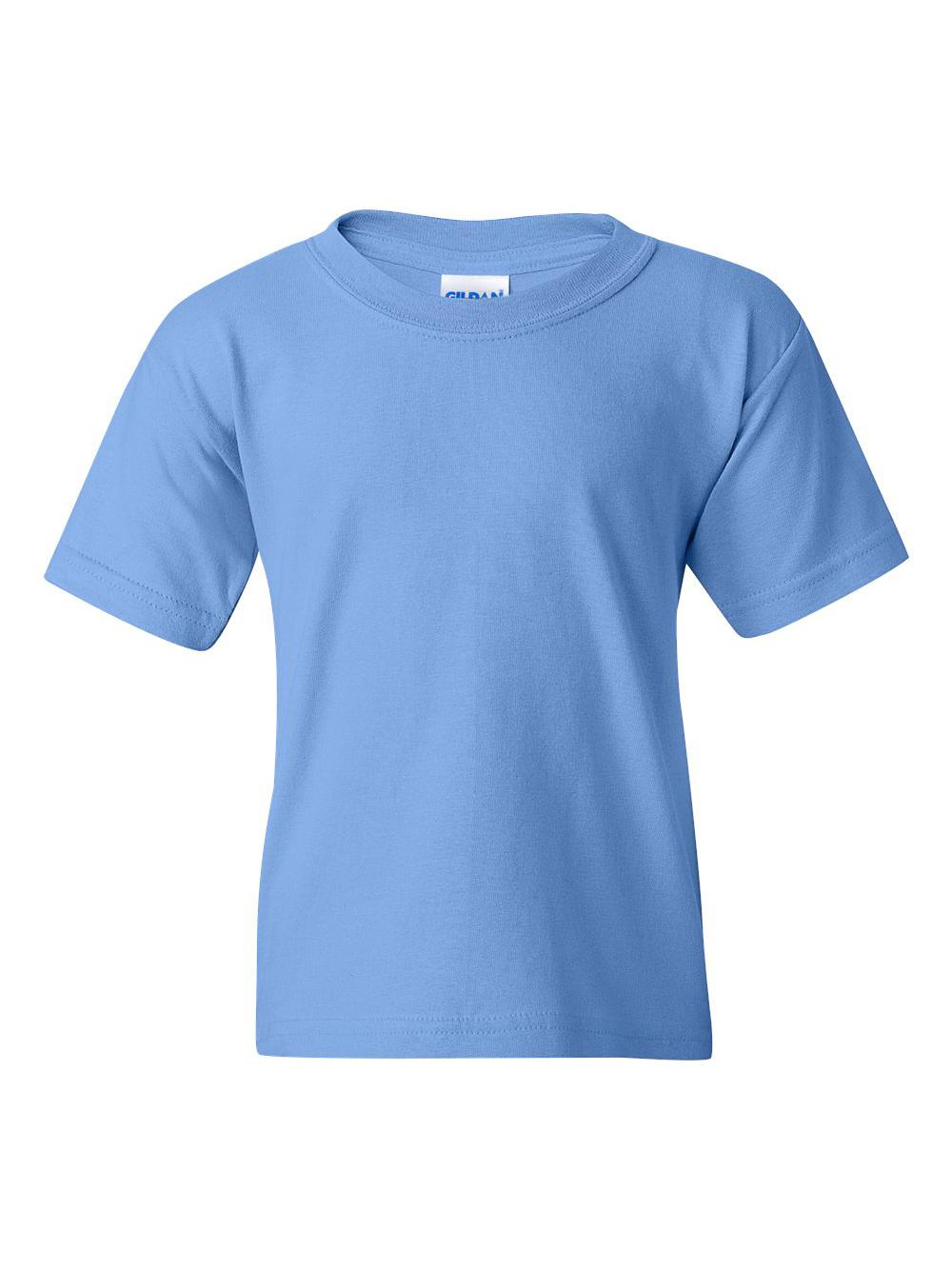 Gildan-Heavy-Cotton-Youth-T-Shirt-5000B thumbnail 15