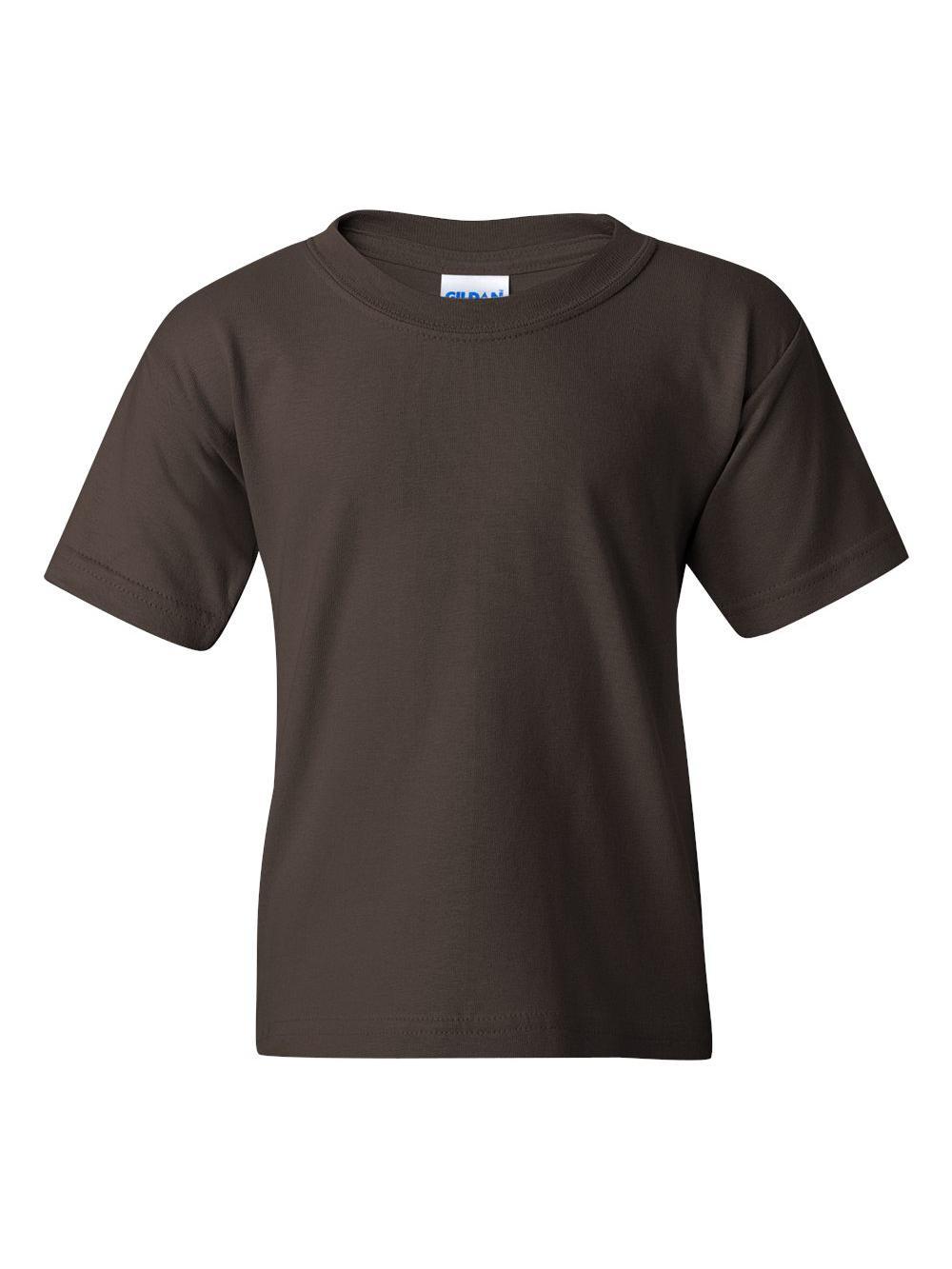Gildan-Heavy-Cotton-Youth-T-Shirt-5000B thumbnail 30