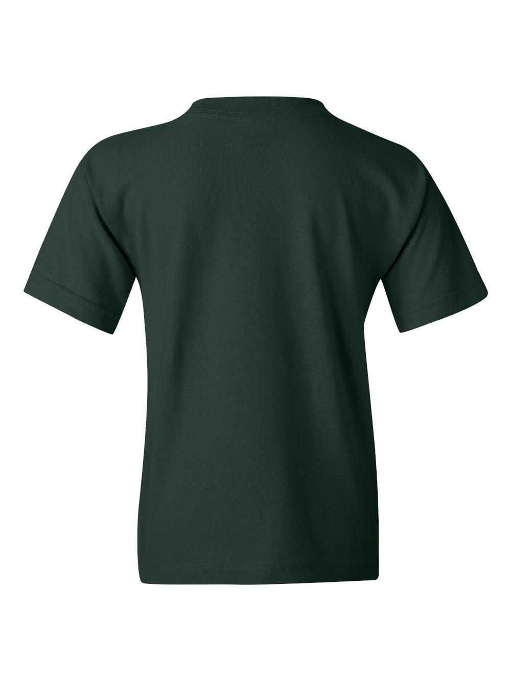 Gildan-Heavy-Cotton-Youth-T-Shirt-5000B thumbnail 40