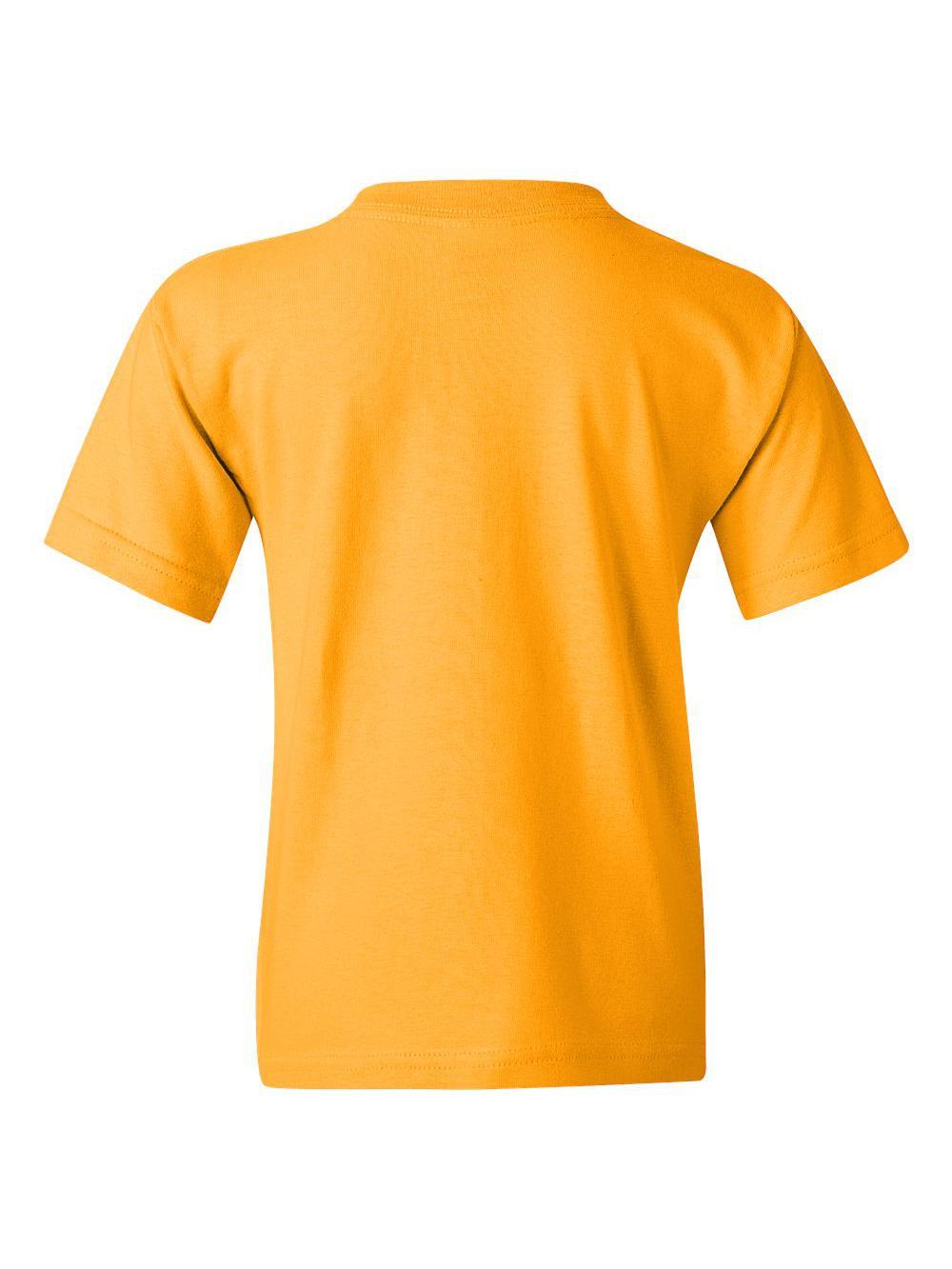 Gildan-Heavy-Cotton-Youth-T-Shirt-5000B thumbnail 46