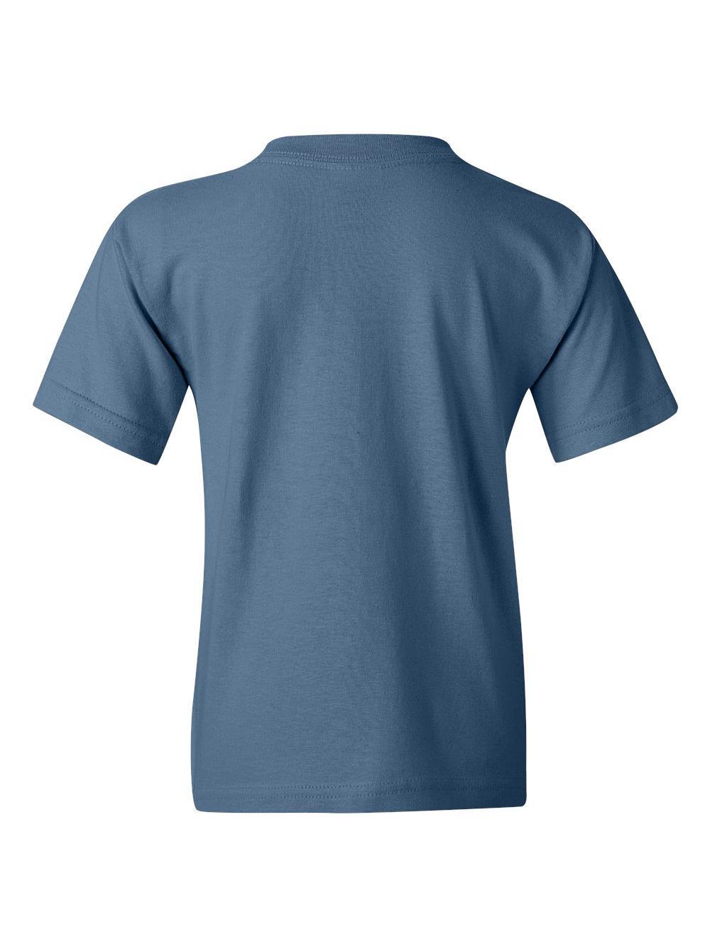 Gildan-Heavy-Cotton-Youth-T-Shirt-5000B thumbnail 61