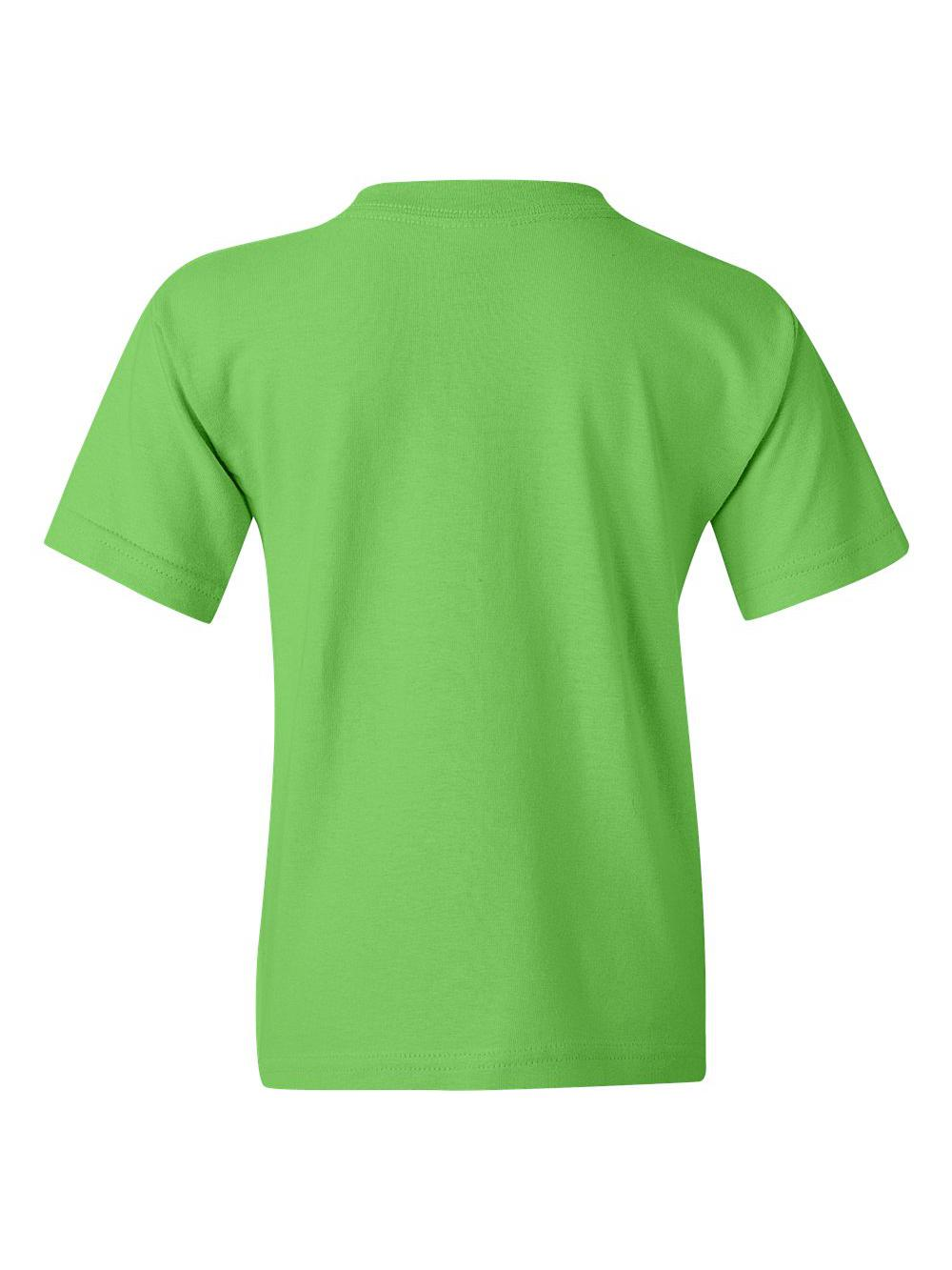Gildan-Heavy-Cotton-Youth-T-Shirt-5000B thumbnail 76
