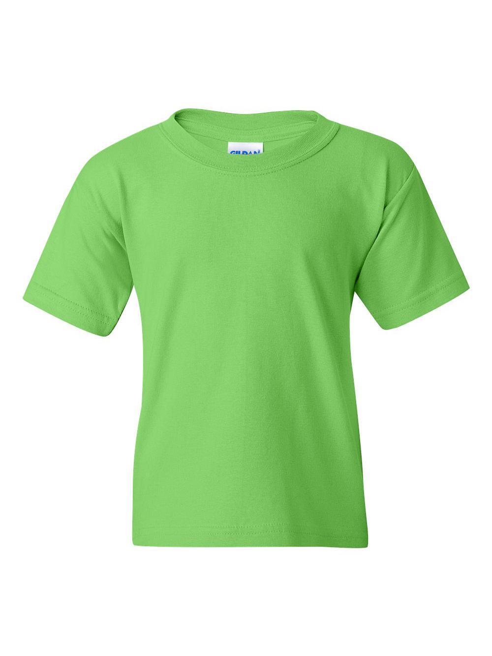 Gildan-Heavy-Cotton-Youth-T-Shirt-5000B thumbnail 75