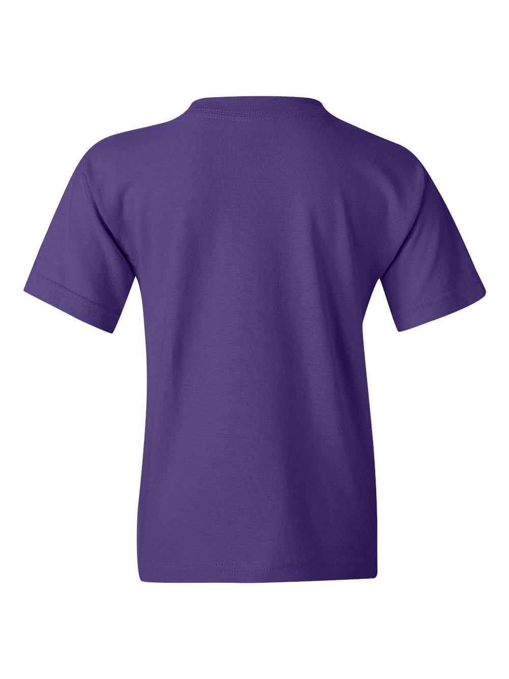 Gildan-Heavy-Cotton-Youth-T-Shirt-5000B thumbnail 106