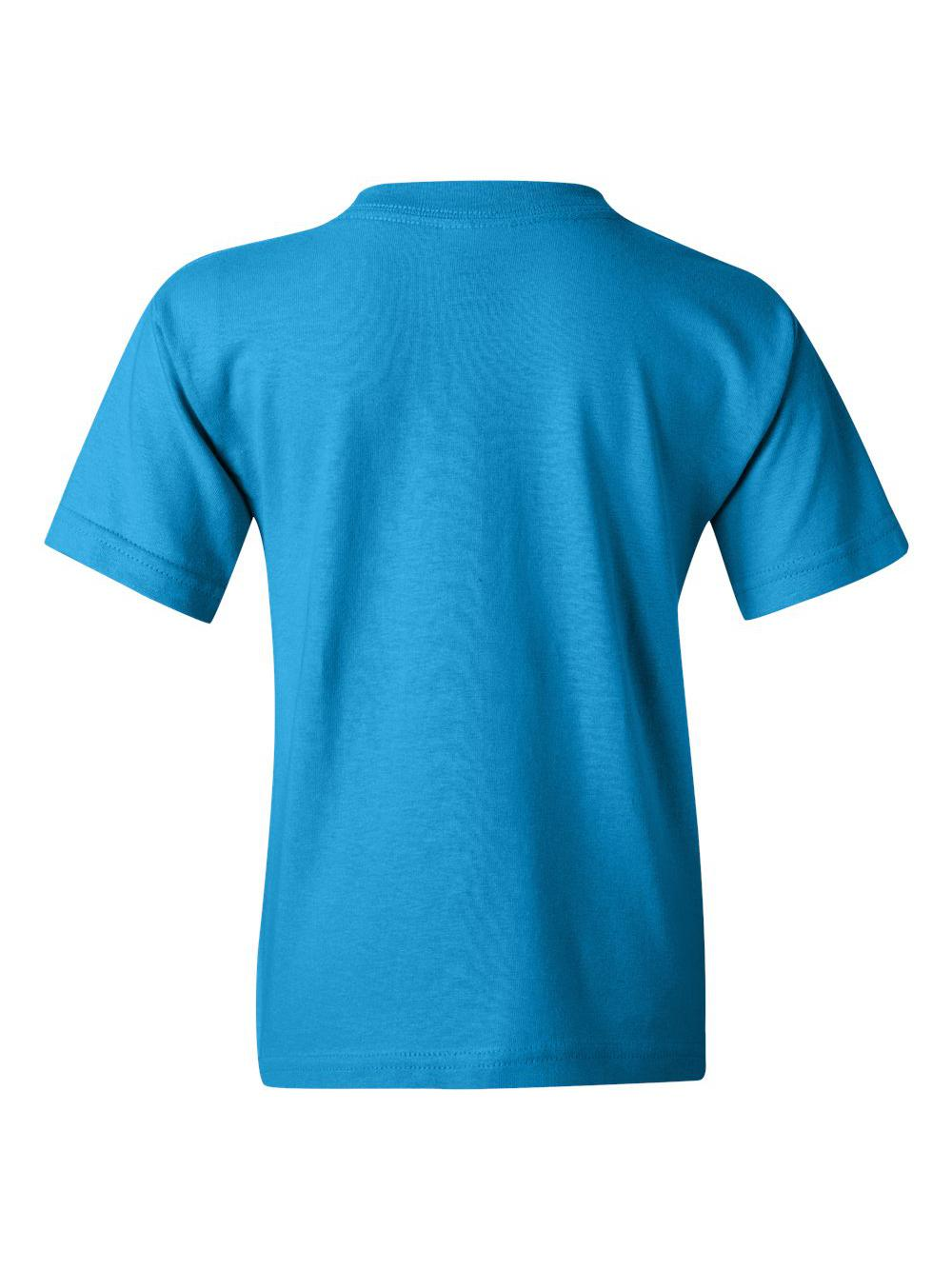 Gildan-Heavy-Cotton-Youth-T-Shirt-5000B thumbnail 127