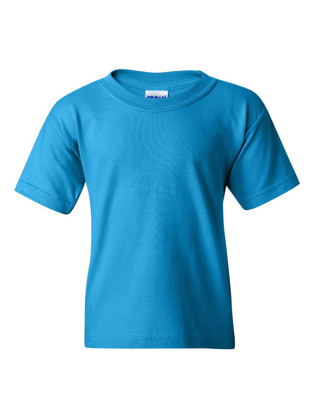 Gildan-Heavy-Cotton-Youth-T-Shirt-5000B thumbnail 126
