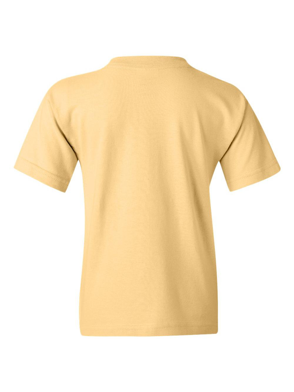 Gildan-Heavy-Cotton-Youth-T-Shirt-5000B thumbnail 151