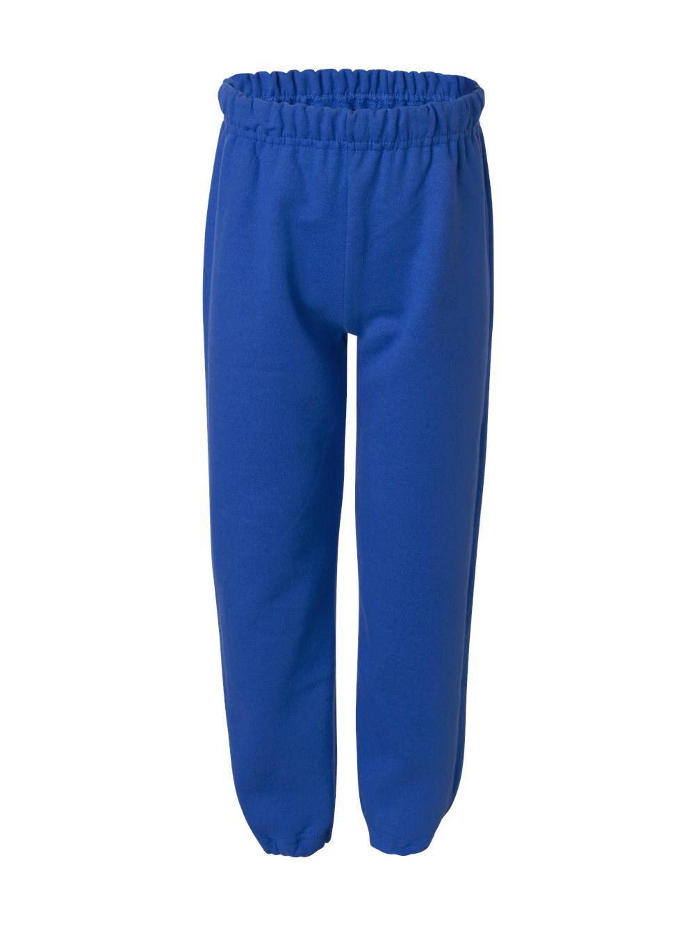 Gildan-Heavy-Blend-Youth-Sweatpants-18200B thumbnail 15