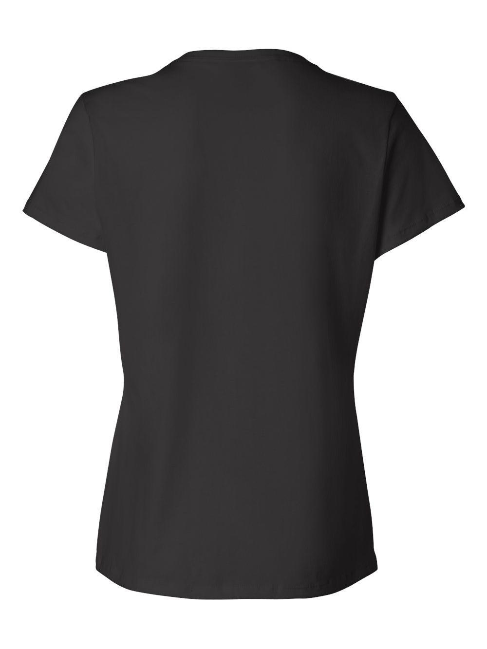 Hanes-Nano-T-Women-039-s-T-Shirt-SL04 thumbnail 7