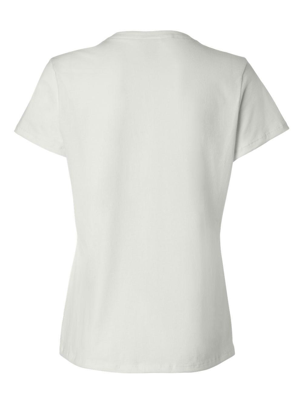 Hanes-Nano-T-Women-039-s-T-Shirt-SL04 thumbnail 37