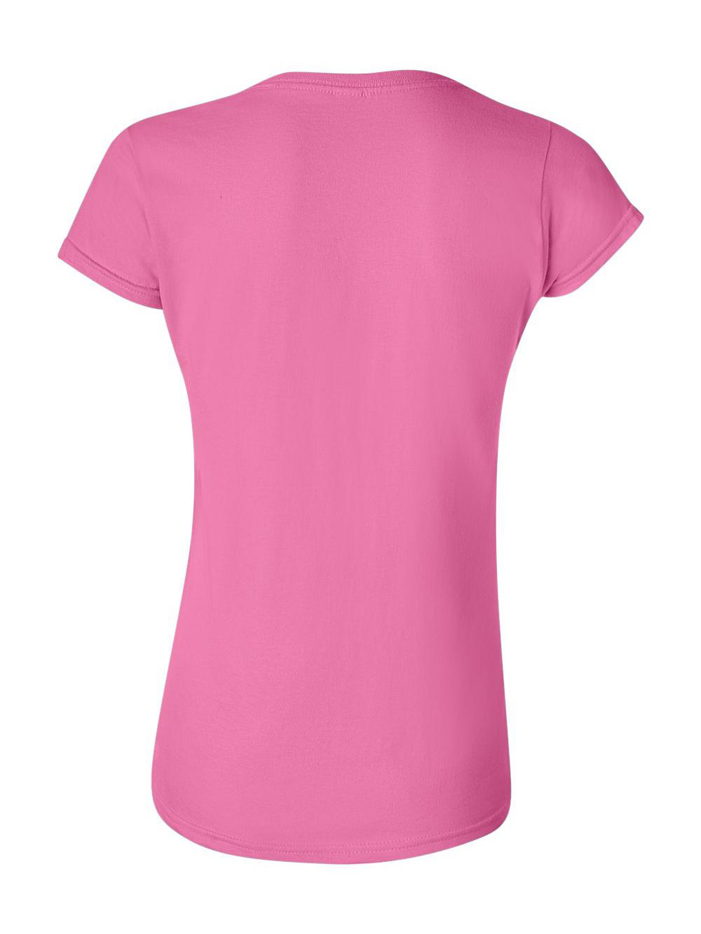 Gildan-Softstyle-Women-039-s-T-Shirt-64000L thumbnail 7