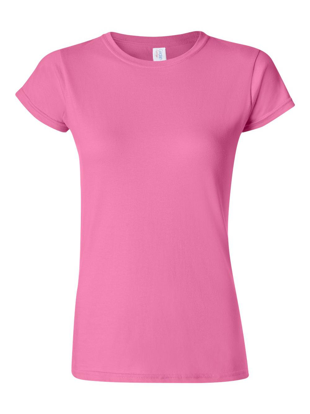 Gildan-Softstyle-Women-039-s-T-Shirt-64000L thumbnail 6
