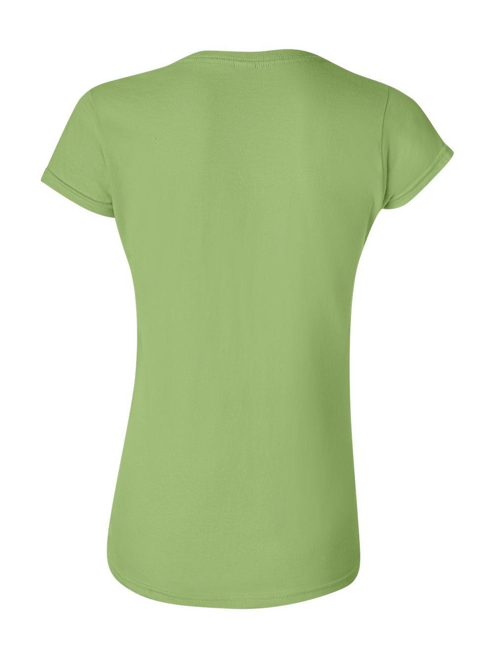 Gildan-Softstyle-Women-039-s-T-Shirt-64000L thumbnail 31