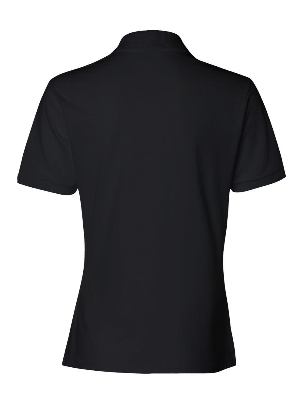 Jerzees-Women-039-s-Spotshield-50-50-Sport-Shirt-437WR thumbnail 4