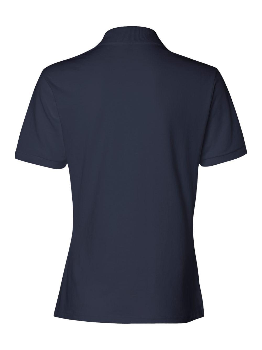 Jerzees-Women-039-s-Spotshield-50-50-Sport-Shirt-437WR thumbnail 16