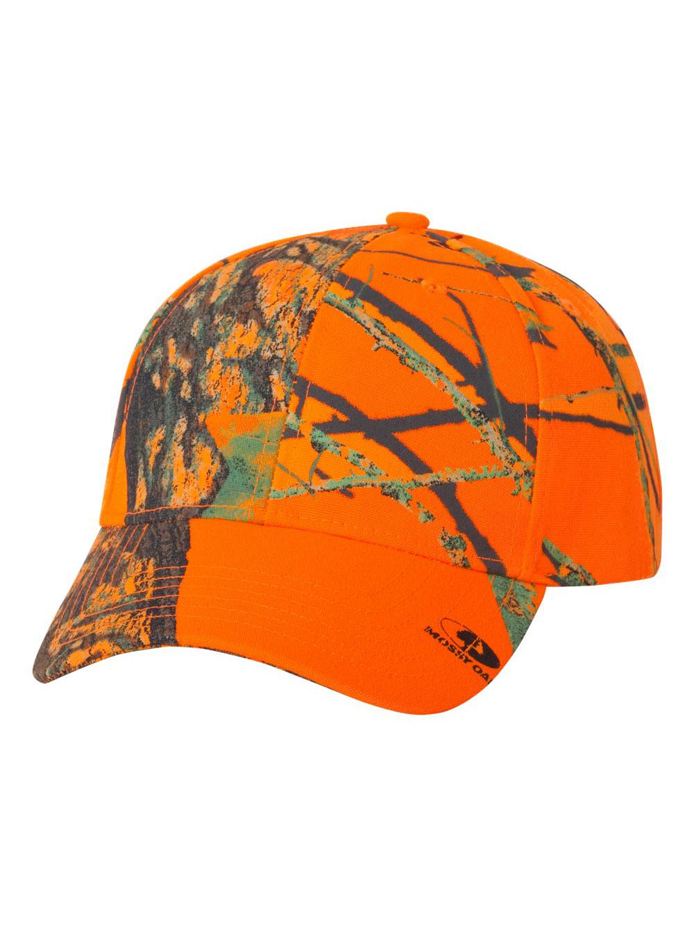 aad60315fadcb Kati Sn200 Structured Camo Cap Mossy Oak Break-up Blaze Orange