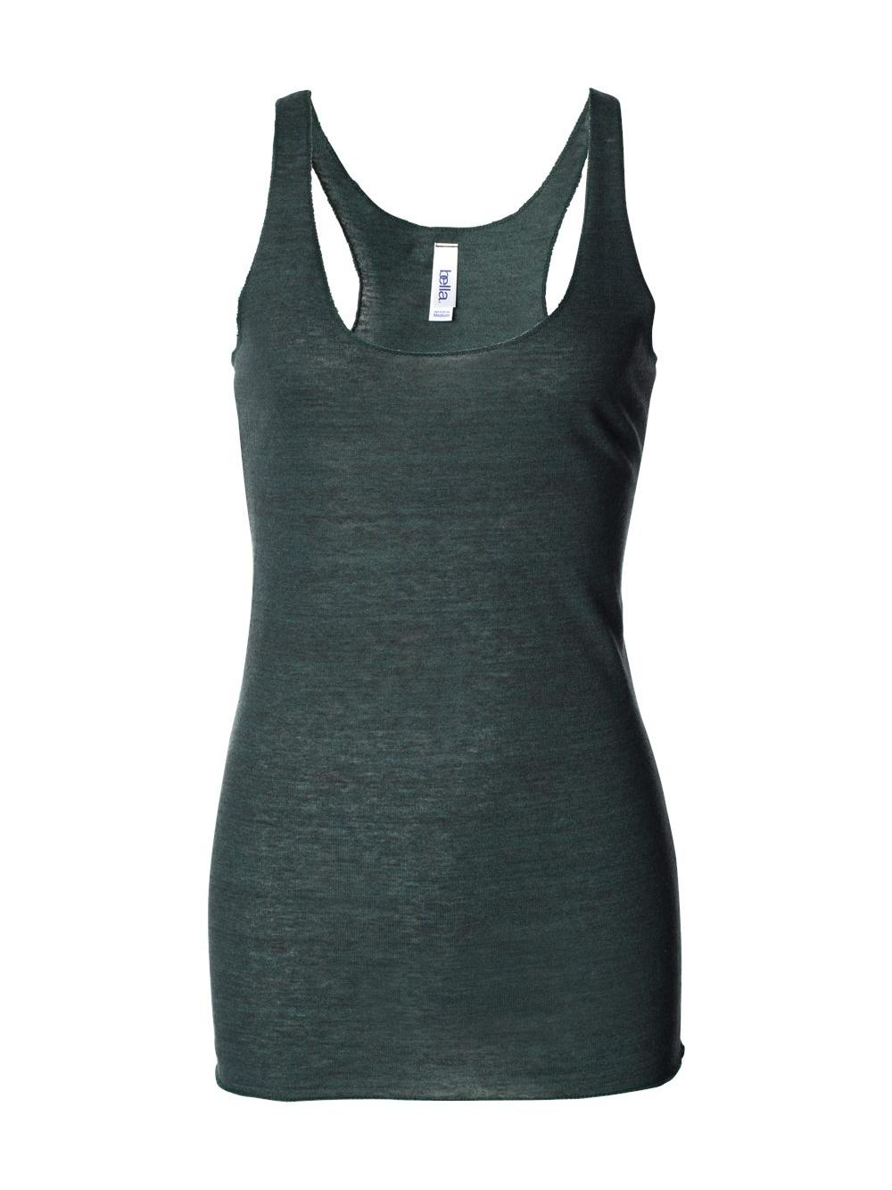 Bella-Canvas-Women-039-s-Triblend-Racerback-Tank-8430 thumbnail 18