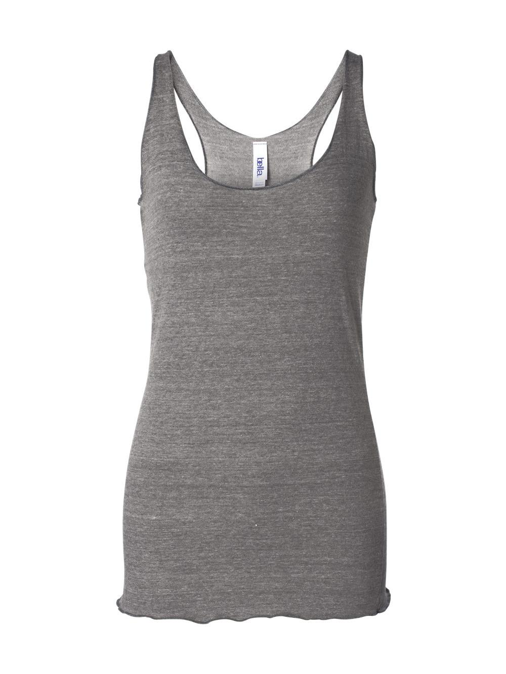 Bella-Canvas-Women-039-s-Triblend-Racerback-Tank-8430 thumbnail 24