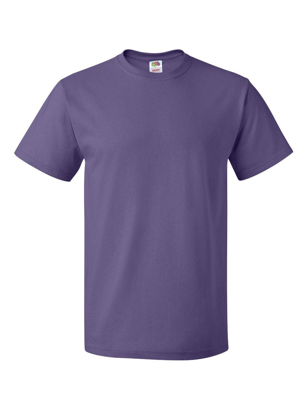 Fruit-of-the-Loom-HD-Cotton-Short-Sleeve-T-Shirt-3930R thumbnail 93