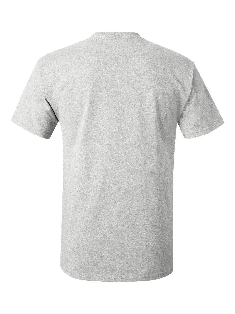 Hanes-Tagless-T-Shirt-5250 thumbnail 4