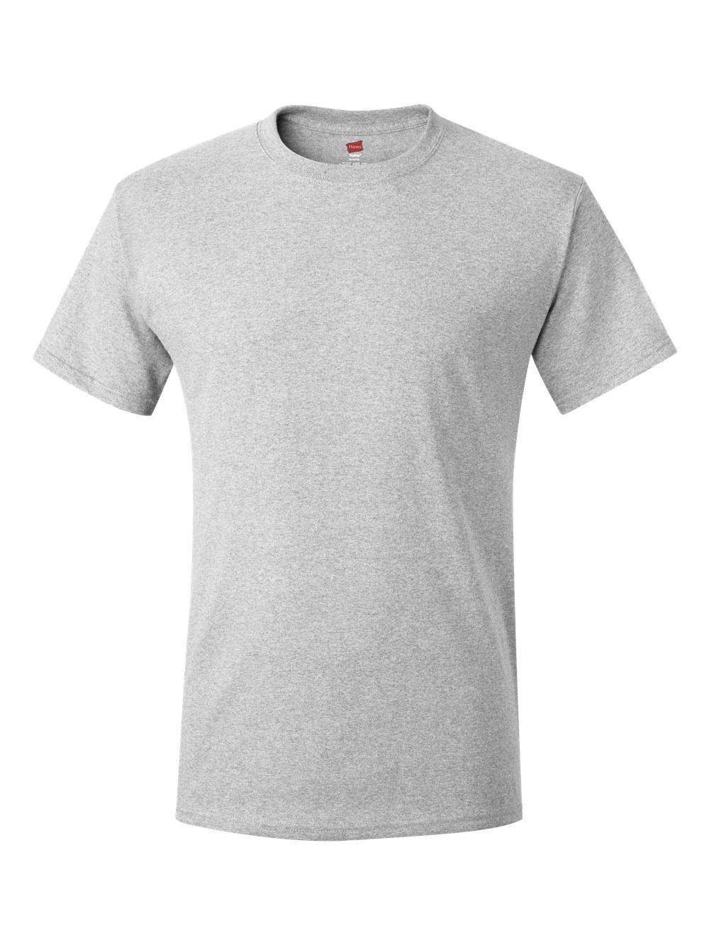 Hanes-Tagless-T-Shirt-5250 thumbnail 3