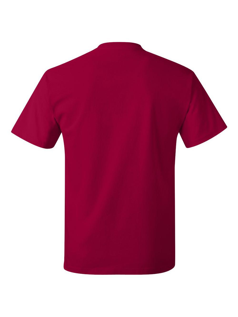 Hanes-Tagless-T-Shirt-5250 thumbnail 43