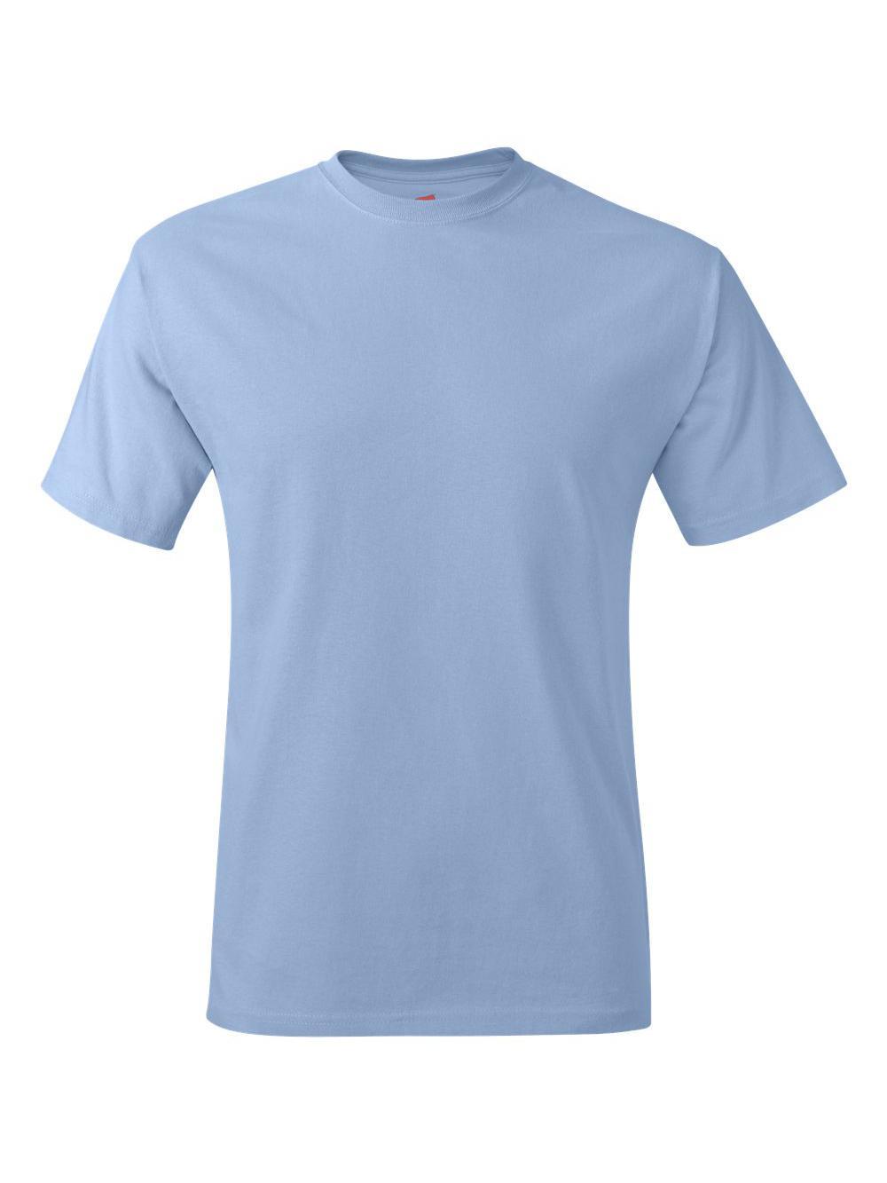 Hanes-Tagless-T-Shirt-5250 thumbnail 63