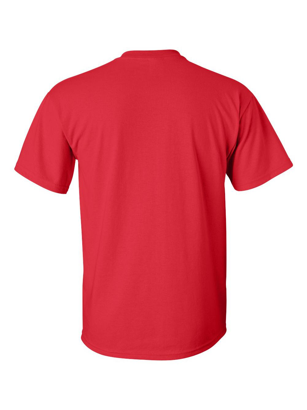 Gildan-Ultra-Cotton-T-Shirt-2000 thumbnail 130