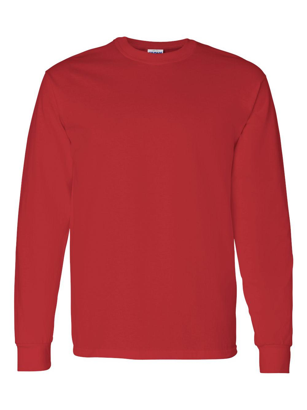 Gildan-Heavy-Cotton-Long-Sleeve-T-Shirt-5400 thumbnail 39