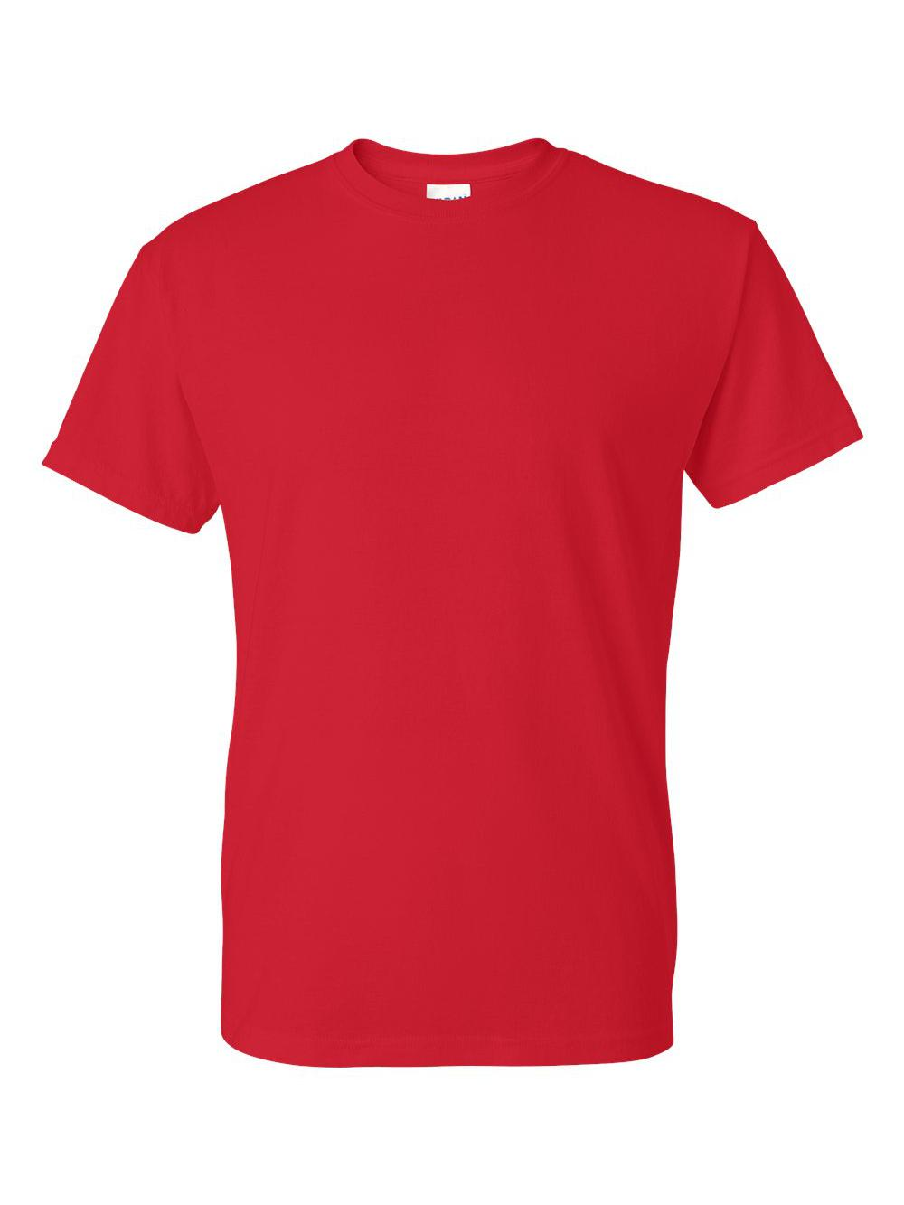 Gildan-DryBlend-50-50-T-Shirt-8000 thumbnail 81