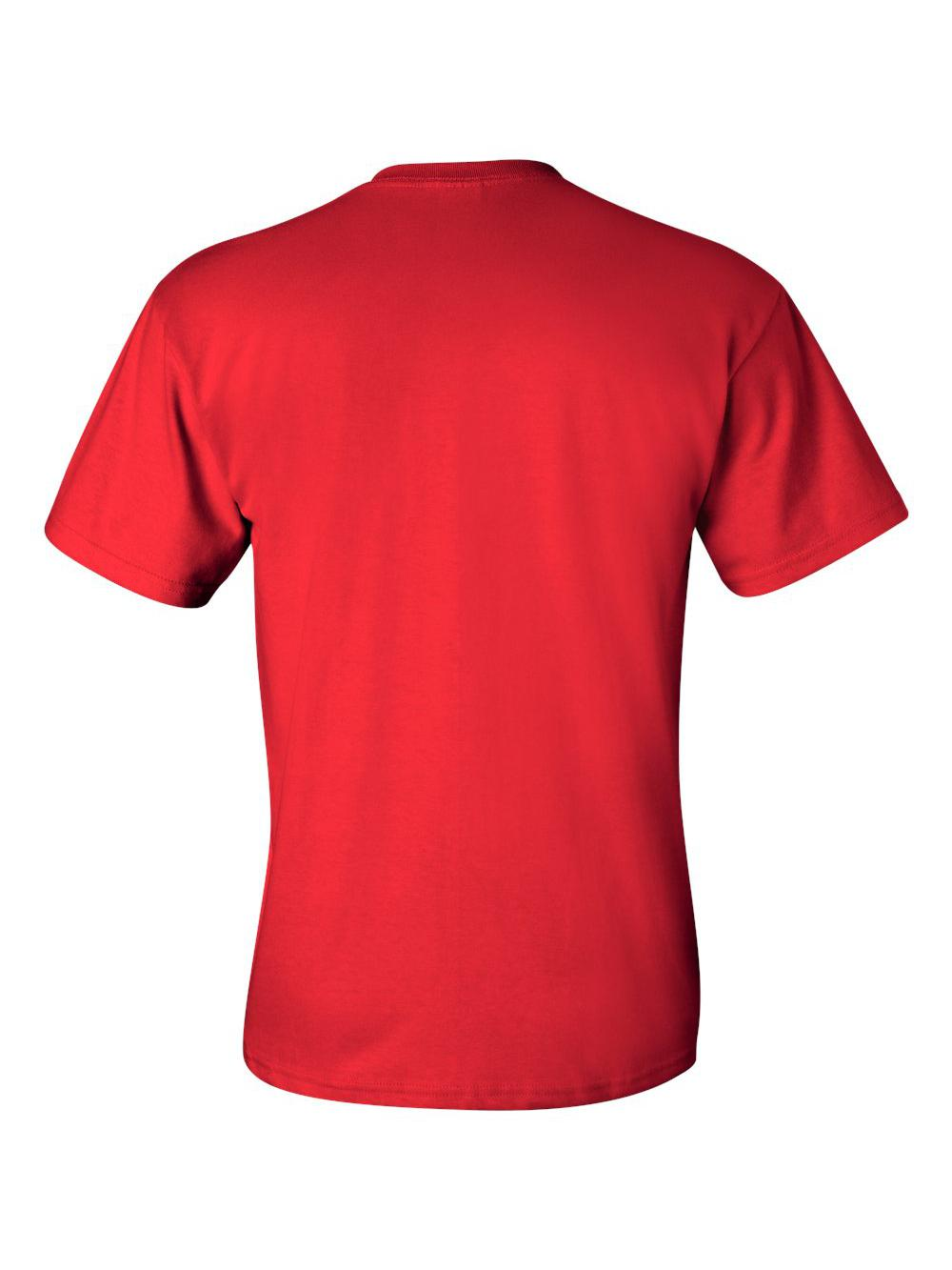 Gildan-Ultra-Cotton-T-Shirt-with-a-Pocket-2300 thumbnail 28