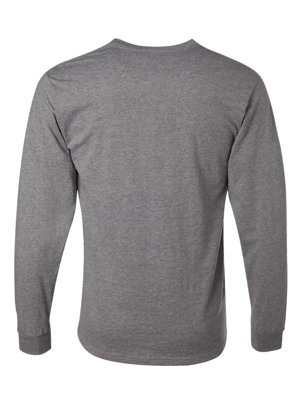 Jerzees-Dri-Power-Long-Sleeve-50-50-T-Shirt-29LSR thumbnail 67