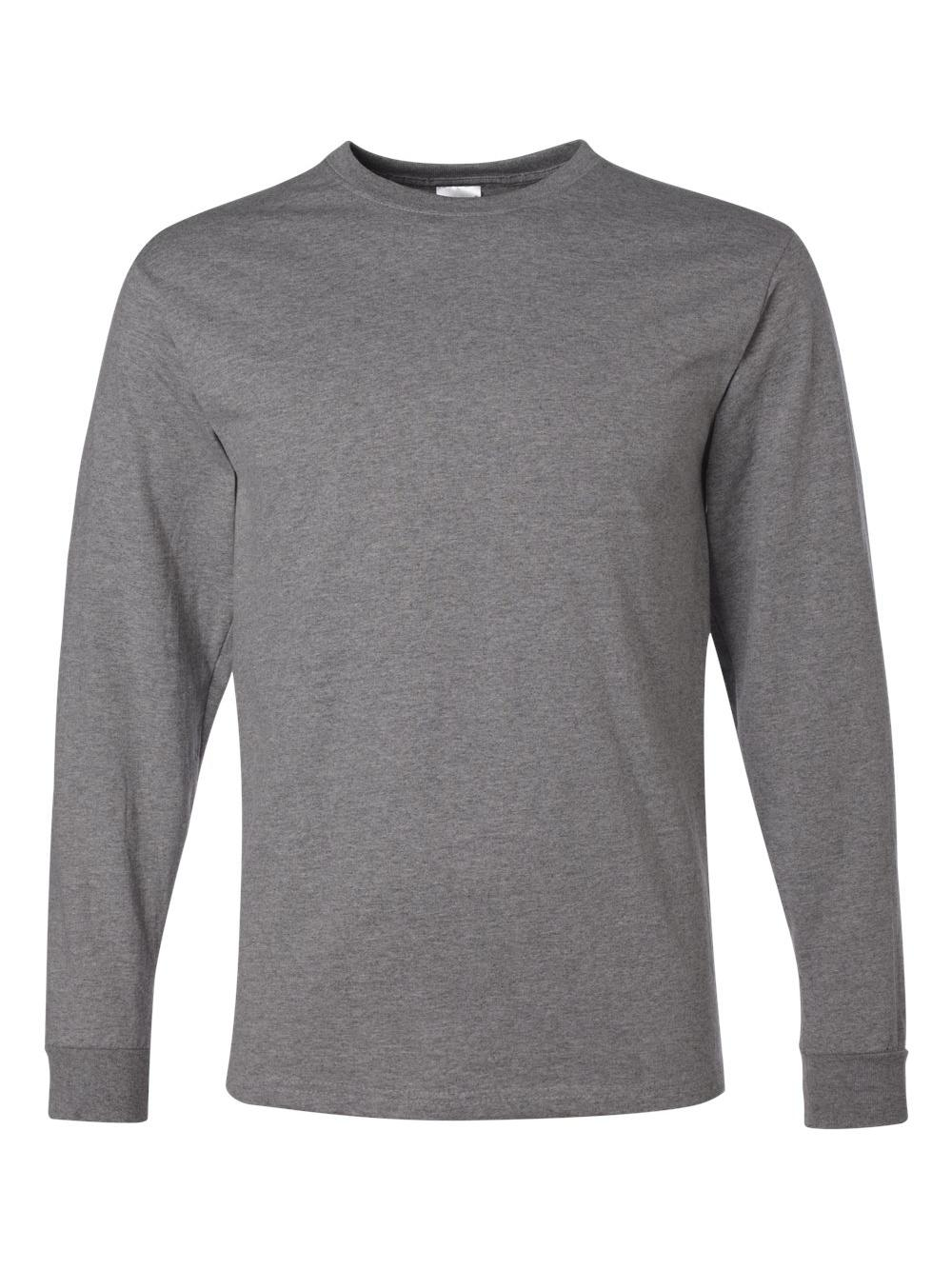 Jerzees-Dri-Power-Long-Sleeve-50-50-T-Shirt-29LSR thumbnail 66