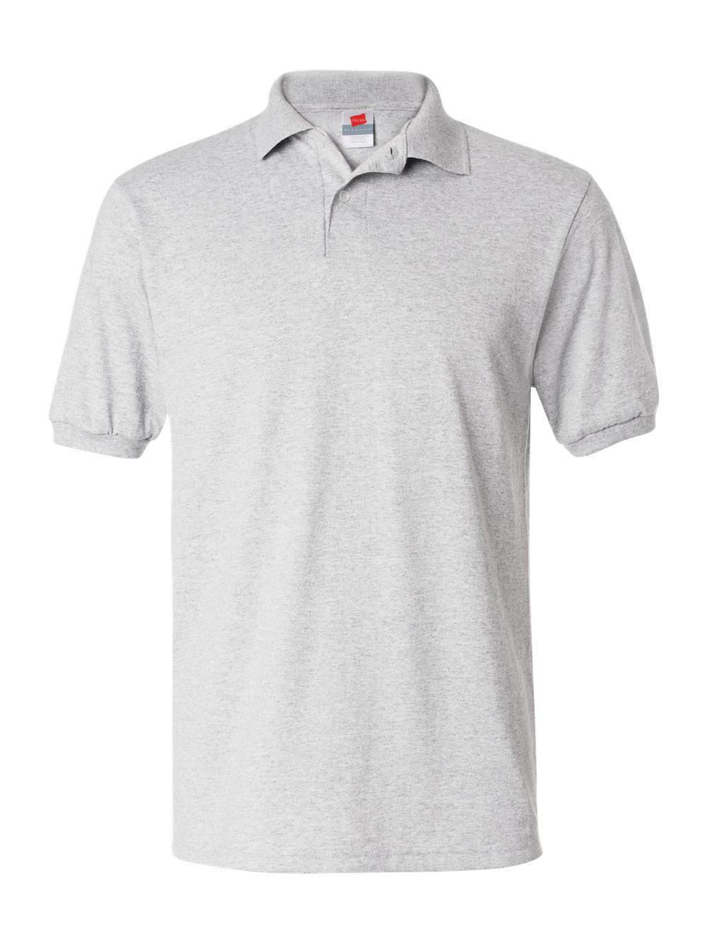 Hanes-Ecosmart-Jersey-Sport-Shirt-054X thumbnail 3