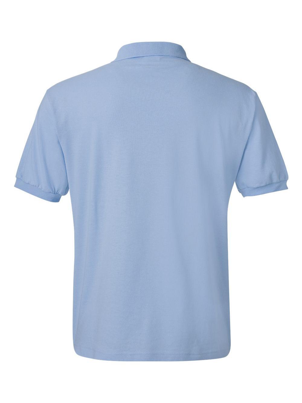 Hanes-Ecosmart-Jersey-Sport-Shirt-054X thumbnail 25