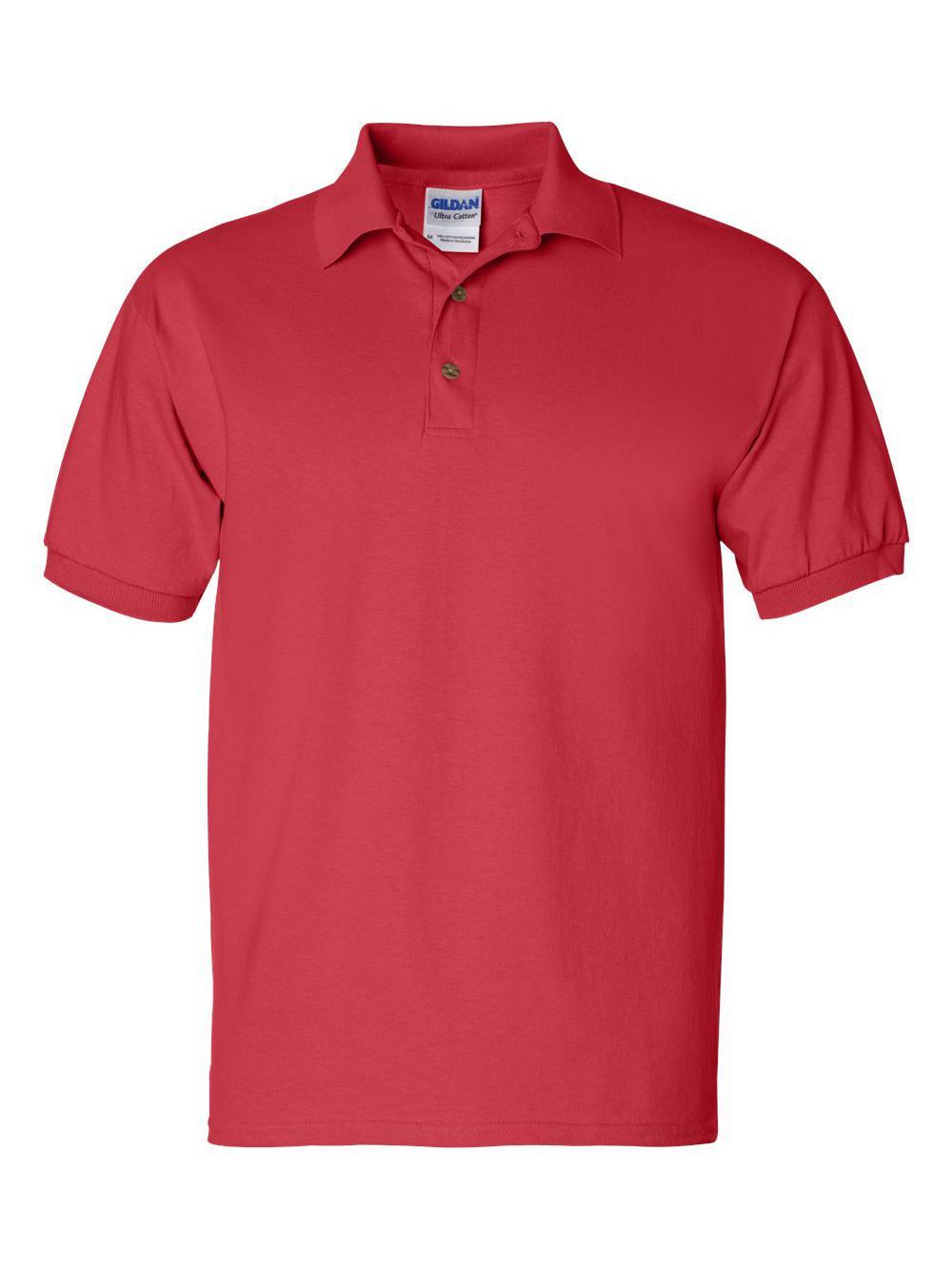 Gildan-Ultra-Cotton-Jersey-Sport-Shirt-2800 thumbnail 15
