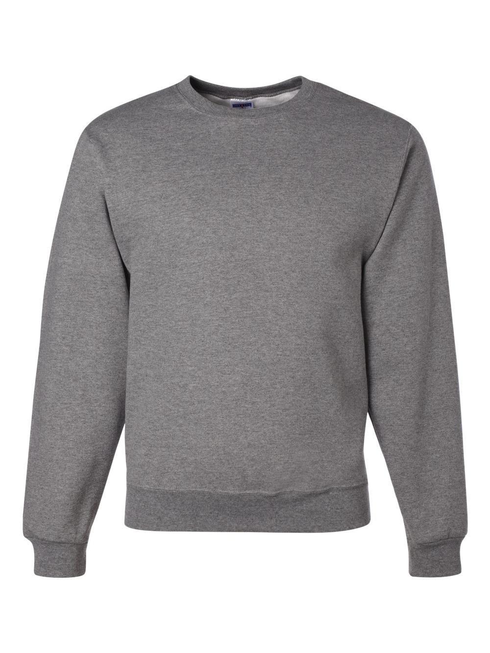 Jerzees-NuBlend-Crewneck-Sweatshirt-562MR thumbnail 69