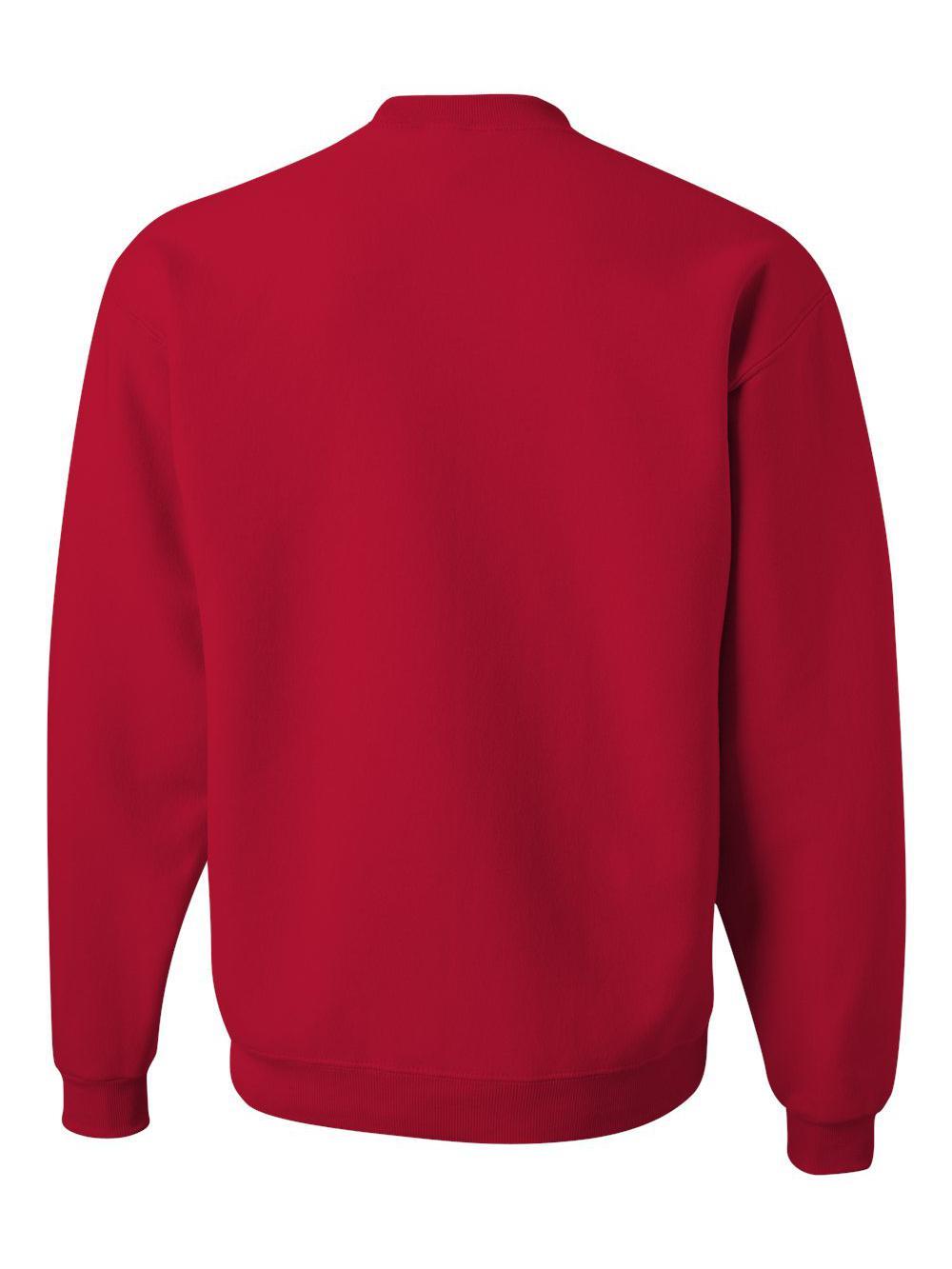 Jerzees-NuBlend-Crewneck-Sweatshirt-562MR thumbnail 91