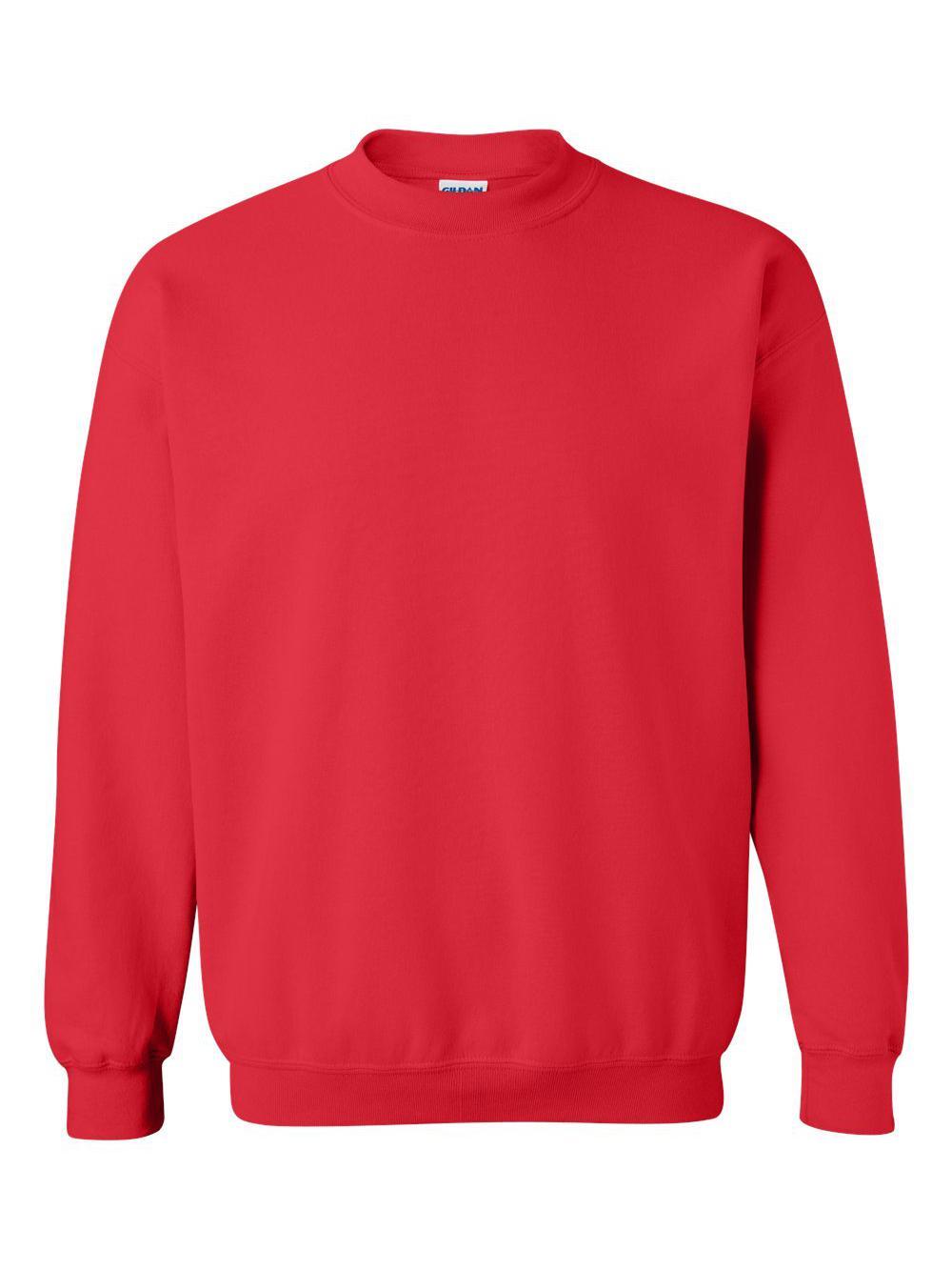Gildan-Heavy-Blend-Crewneck-Sweatshirt-18000 thumbnail 90