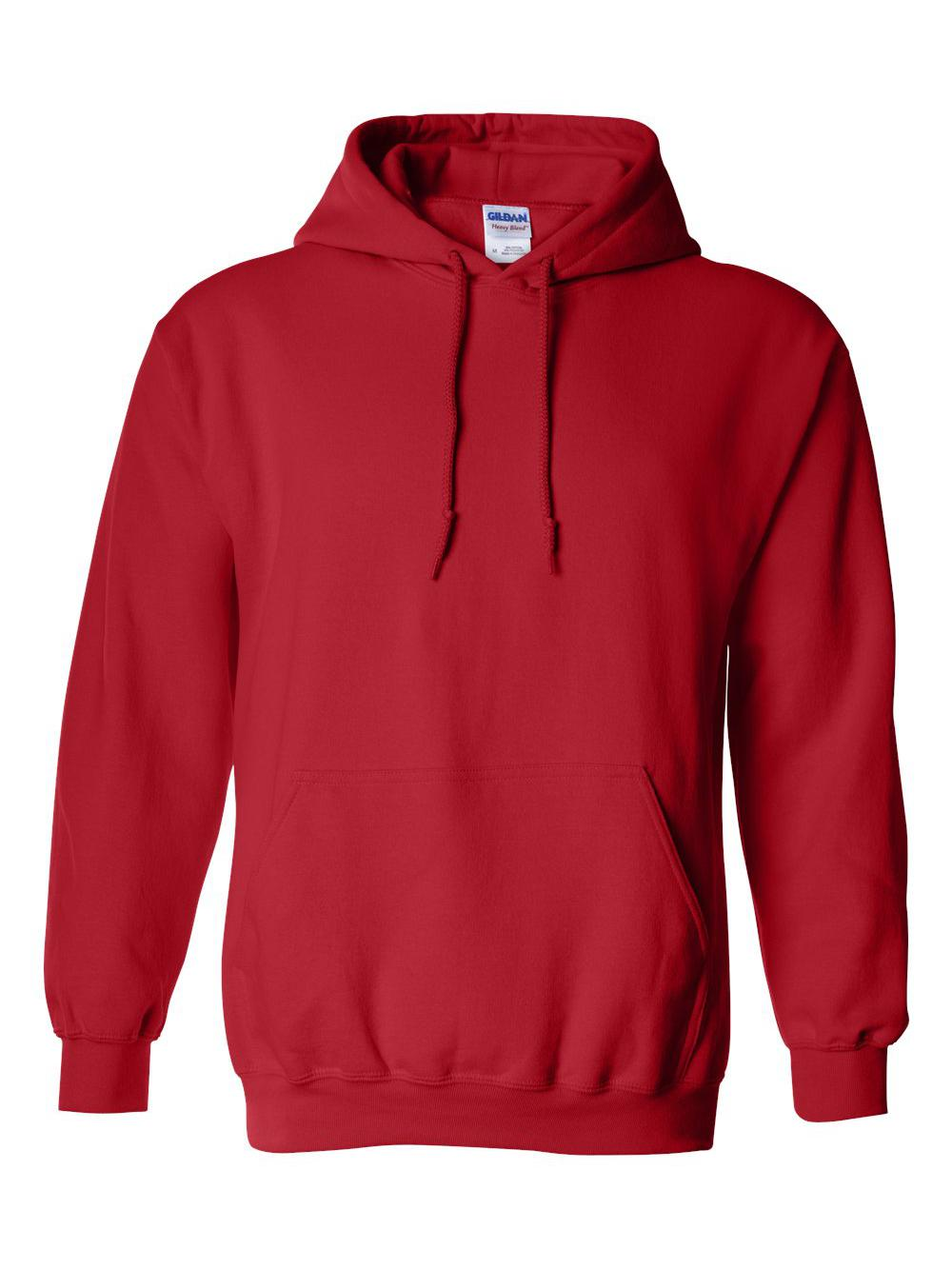 Gildan-Heavy-Blend-Hooded-Sweatshirt-18500 miniatura 93