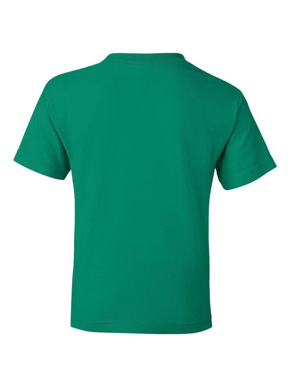 Gildan-DryBlend-Youth-50-50-T-Shirt-8000B thumbnail 55