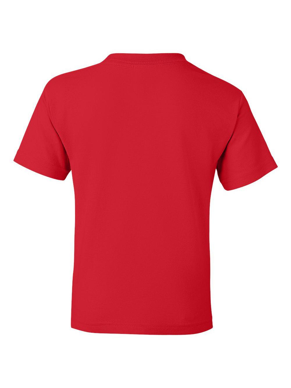 Gildan-DryBlend-Youth-50-50-T-Shirt-8000B thumbnail 76