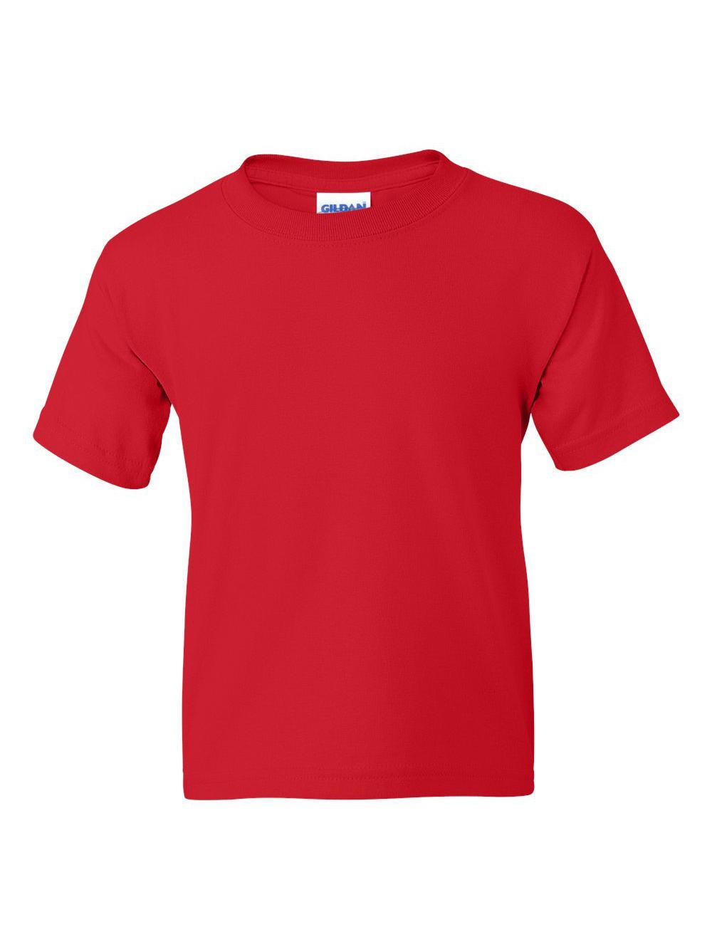 Gildan-DryBlend-Youth-50-50-T-Shirt-8000B thumbnail 75