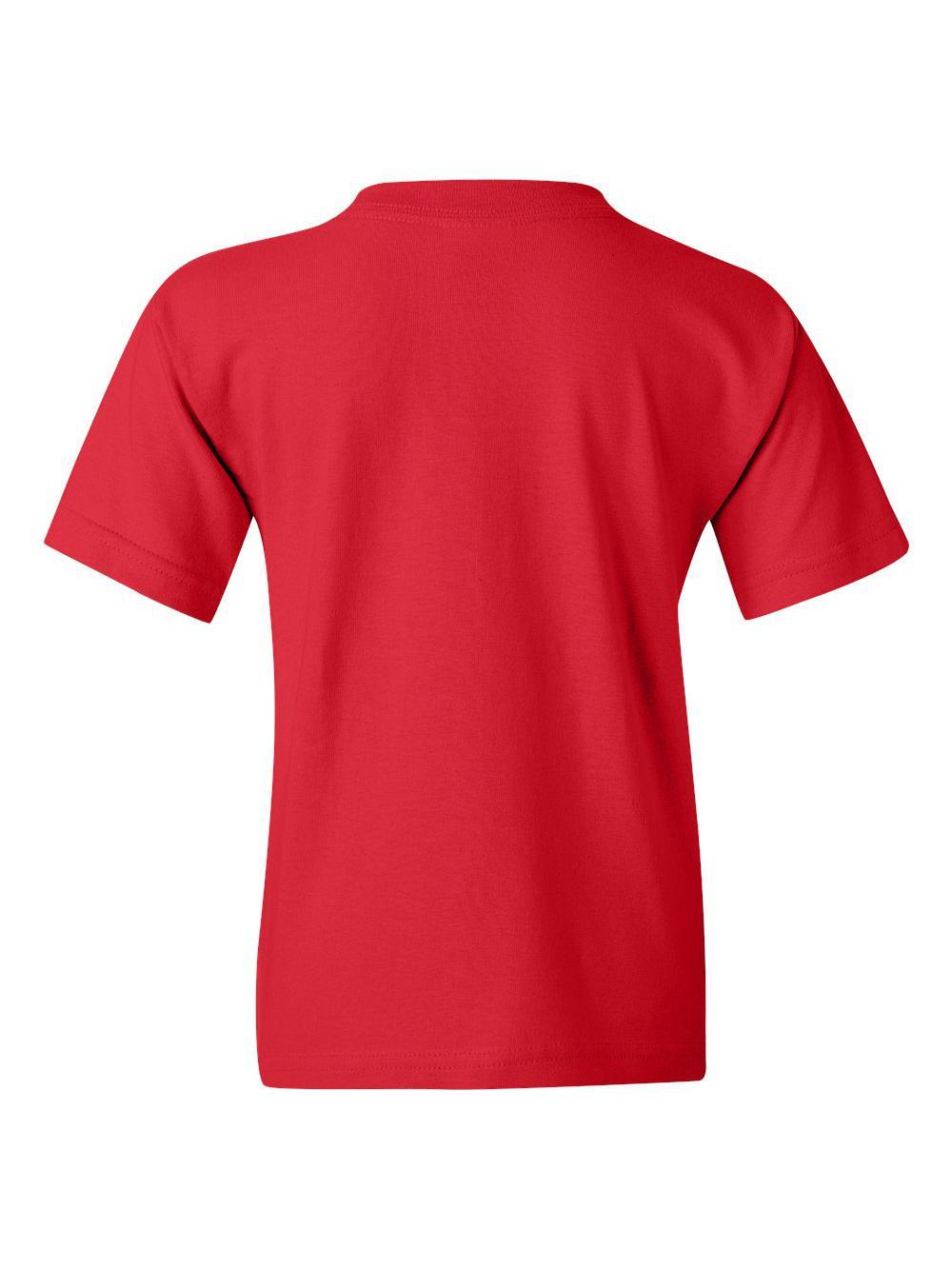 Gildan-Heavy-Cotton-Youth-T-Shirt-5000B thumbnail 109