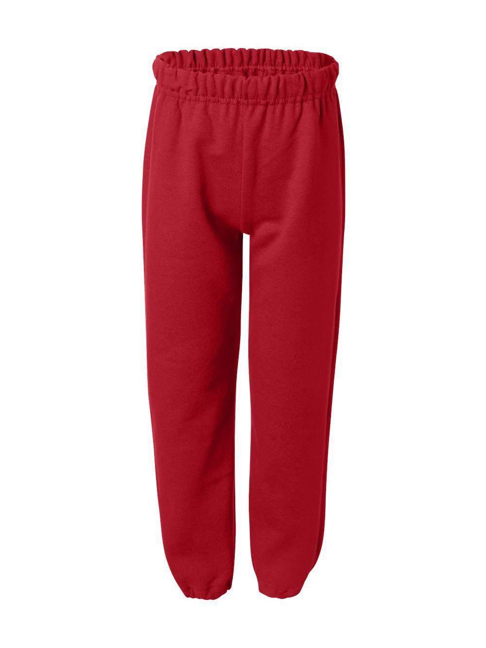Gildan-Heavy-Blend-Youth-Sweatpants-18200B thumbnail 12