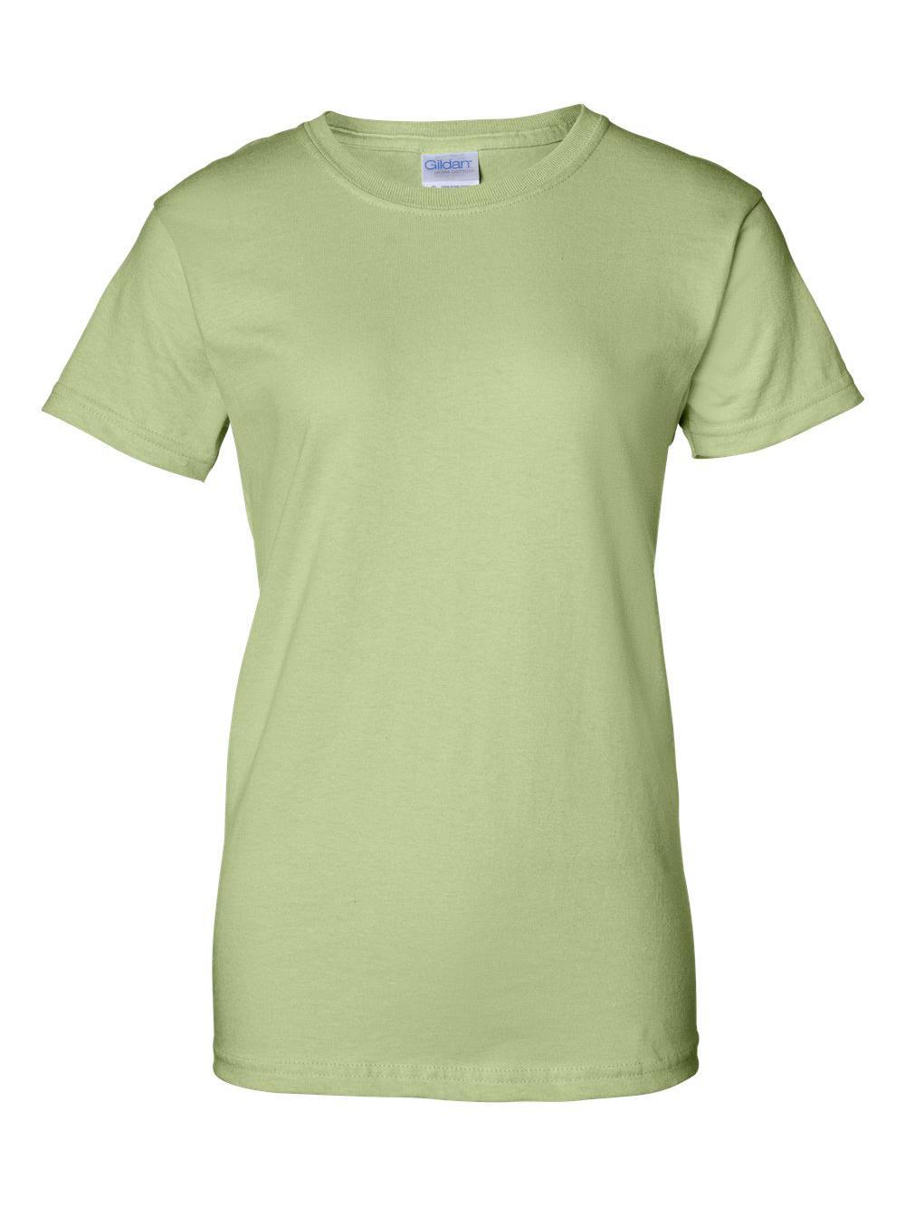 Gildan-Ultra-Cotton-Women-039-s-T-Shirt-2000L thumbnail 48